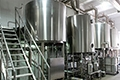 Cleaning method of fermentation equipment and attention to detail
